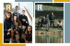Doing Things Like No-One Else, Please Welcome Grayscale To The Cover of Rock Sound!
