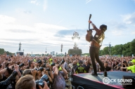 This Is What Green Day's HUGE London Summer Show Looked Like