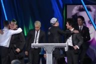 WATCH: Fall Out Boy Induct Green Day Into The Rock And Roll Hall Of Fame