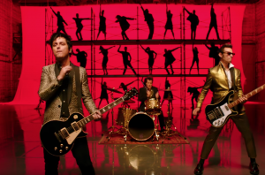 "Green Day's New Video For 'Father Of All…' Is ""The History Of Us. Meaning All Of Us"""