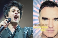 LISTEN: Green Day's Billie Joe Armstrong Features On New Morrissey Single
