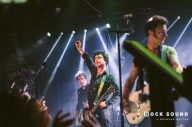 GALLERY: This Is What It Looks Like When Green Day, Fall Out Boy + Weezer Play A Tiny Club Show