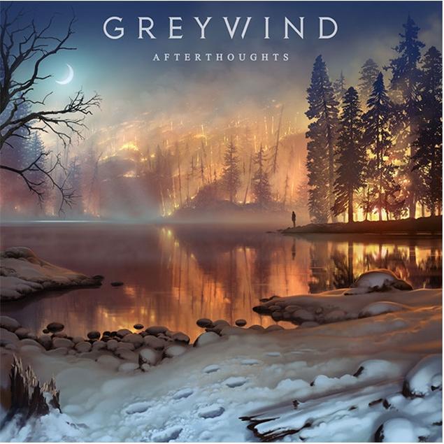 Greywind - 'Afterthoughts' Cover