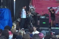Watch GWAR's Bassist 'Slay' Silverstein's Bassist On Warped Tour And Steal His Place
