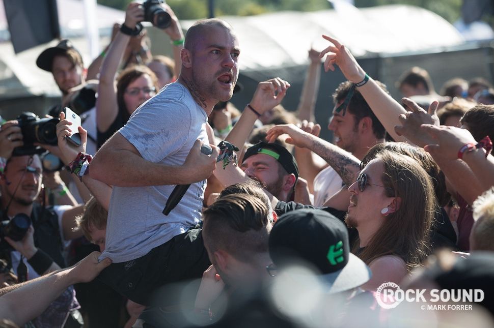 Hacktivist, Hevy Festival, August 14 // Photo credit: Mark Forrer