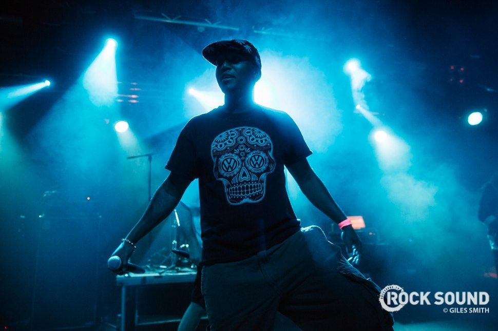 Hacktivist, Hit The Deck Nottingham, April 26 // Photo credit: Giles Smith