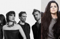 LISTEN: Halestorm's Reimagined Version Of 'Break In' Featuring Evanescence's Amy Lee