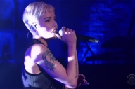 Watch Halsey Play 'New Americana' Live On TV