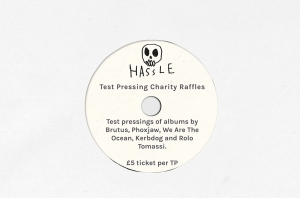 Hassle Records Are Putting On A Charity Raffle To Win Test Presses From Some Of Their Artists