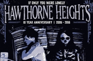 Here's Who's Supporting Hawthorne Heights This Year