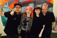 Listen To Hayley Willams Guest On A CHVRCHES Song