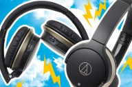 Win Wireless Audio-Technica Headphones Worth £99