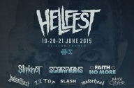 You Won't Believe This Hellfest Line-Up. Seriously.