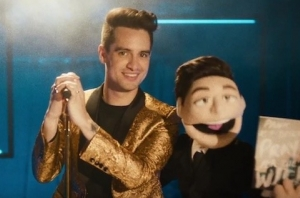 Panic! At The Disco Are Giving Away A Custom Puppet, Just Like Brendon Urie's One