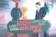 Don Diablo Has Remixed Panic! At The Disco's 'High Hopes', And You Need To Hear This