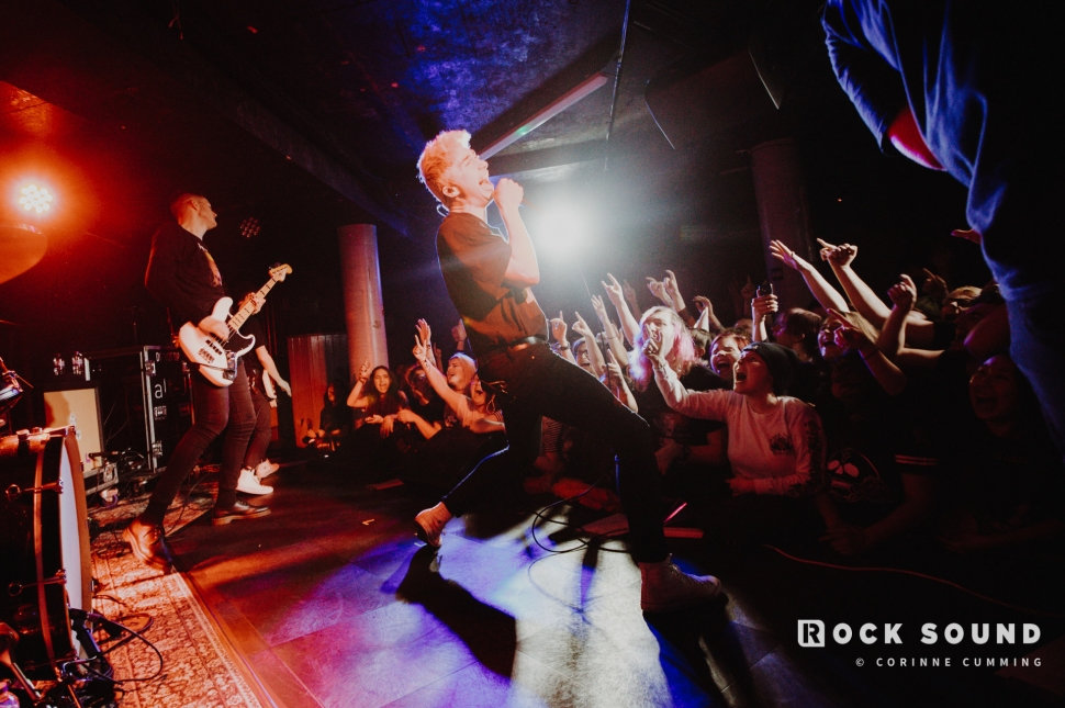 Holding Absence, The Underworld, London, March 30 // Photo: Corinne Cumming