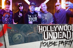 Hollywood Undead Have Announced The Details Of A Special House Party Livestream