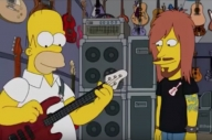 Watch Homer Simpson Play Some Outrageously Heavy Metal