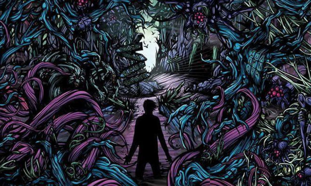 How A Day To Remember's 'Homesick' Taught Us About The ... A Day To Remember Old Record Album Cover