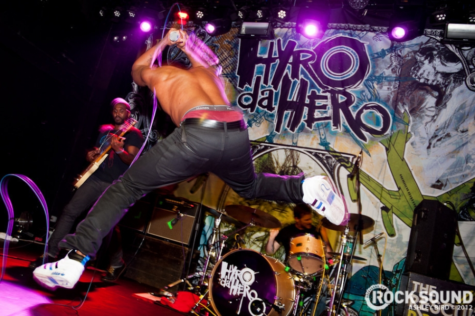Live And Loud: Hyro Da Hero