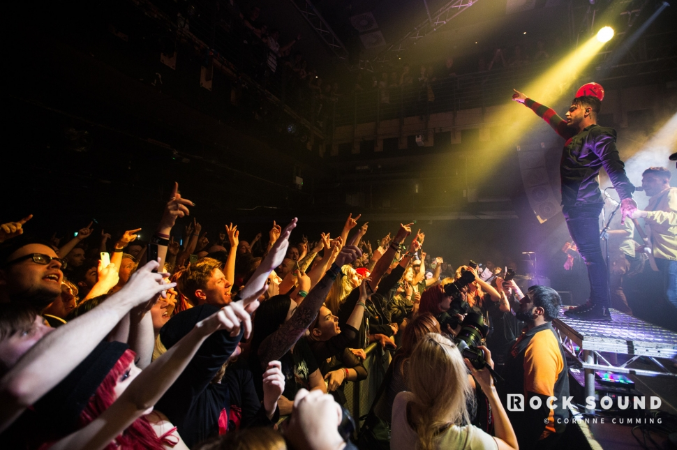 Ice Nine Kills, Islington Academy, September 27 // Photo: Corinne Cumming