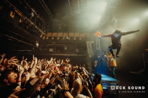 GALLERY: Inside Ice Nine Kills' Horrifying London Headliner