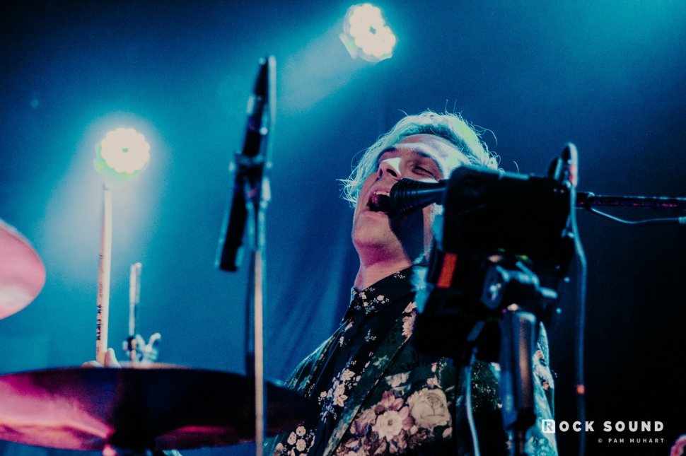 iDKHOW, Glasshouse, Pomona CA, November 27 // Photo: Pam Muhart