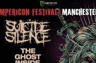 Suicide Silence + More Line Up For Impericon Festival 2015