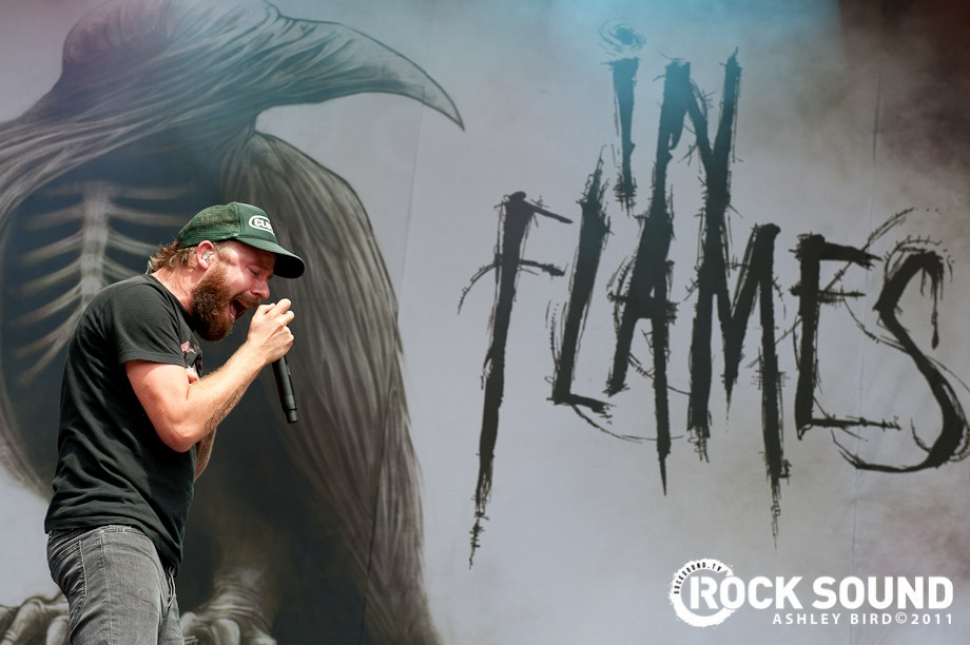 Sonisphere Festival 2011 Live And Loud: In Flames
