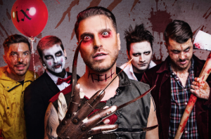 Ice Nine Kills Have Announced A New Livestream Show 'The Silver Stream'