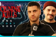 Ice Nine Kills Do An Interview One Word At A Time - Long Story Short