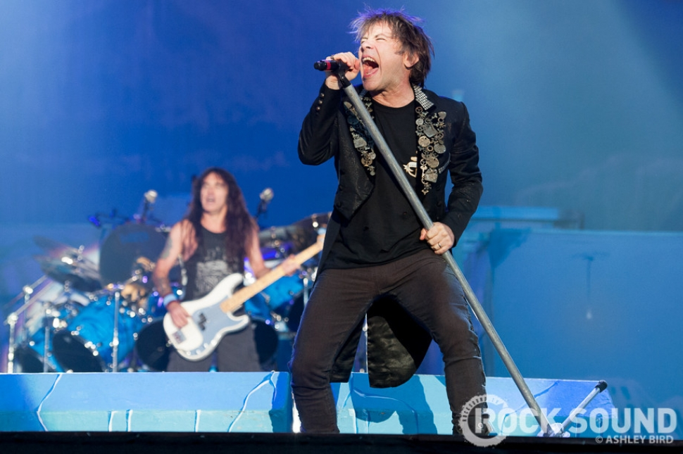 Download Festival 2013 Photos: Iron Maiden