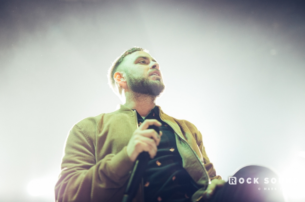 ISSUES, O2 Victoria Warehouse Manchester, February 02 // Photo: Mark Forrer