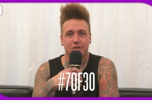 Papa Roach's Jacoby Shaddix Completes His #7Of30 Interview