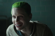 Here's A Closer Look At Jared Leto As The Joker