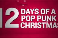 Here Are The 12 Days Of Pop-Punk Christmas