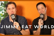 Jimmy Eat World Interview: Jim Adkins & Tom Linton On 'Surviving', 'All The Way (Stay)' & More
