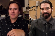 WATCH: Jimmy Eat World's Jim Adkins & Chris Carrabba Talk About Their Experiences Of Making Music