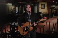 WATCH: Jimmy Eat World's Jim Adkins Perform Acoustically In An Empty Venue