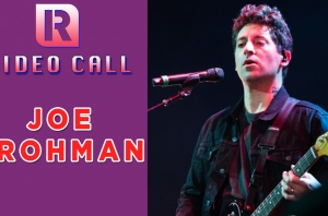 Fall Out Boy's Joe Trohman On His New Mental Health Podcast - Video Call