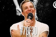 John O'Callaghan From The Maine Completes His #7Of30 Interview