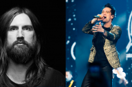 Every Time I Die Frontman Keith Buckley Wants To Get On A Panic! At The Disco Track