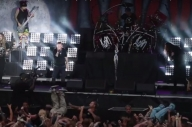 Watch Corey Taylor Play With Korn