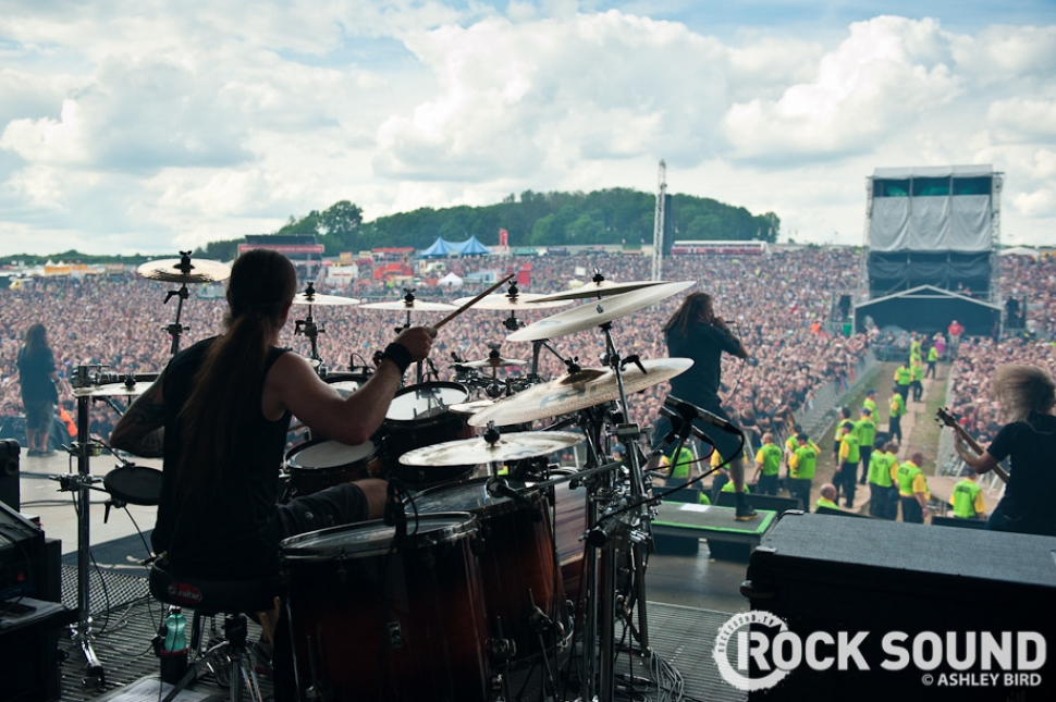 Download Festival 2013 Preview: Lamb Of God's Main Stage