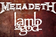 Lamb Of God + Megadeth Just Announced A UK Tour