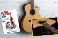 Win A Washburn Guitar Worth £599 With Learn To Play Day