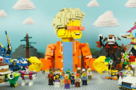 Chad From New Found Glory Recorded A Song For Lego And It's Everything