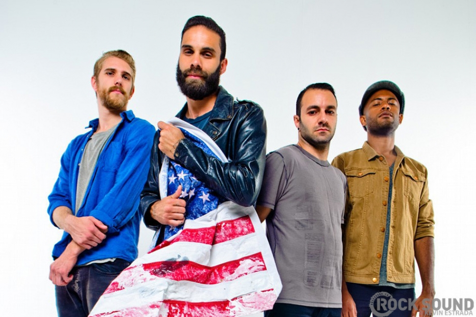 Exclusive letlive. Cover Gallery!