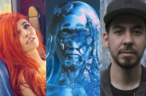LISTEN: Mike Shinoda & Lights' Uplifting Collaboration With Steve Aoki