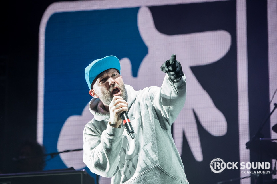 Limp Bizkit, Reading Festival, August 28 // Photo credit: Carla Mundy